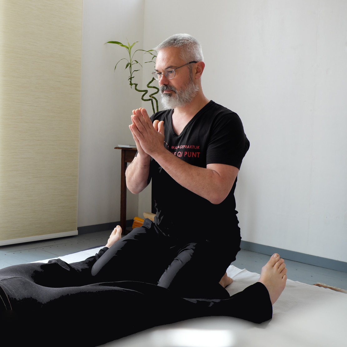 Thai yoga massage: waikru